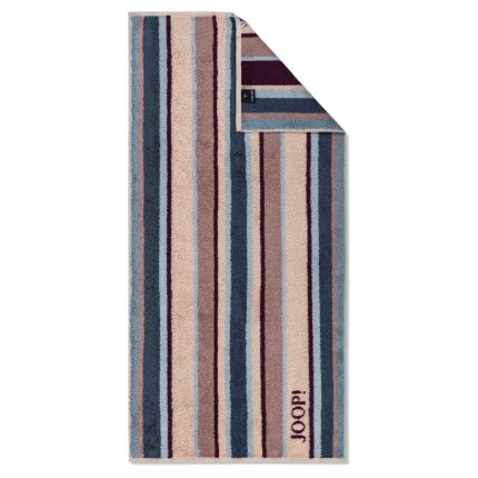 Prosop baie Joop! Lines Stripes 80x150cm, 38 roz