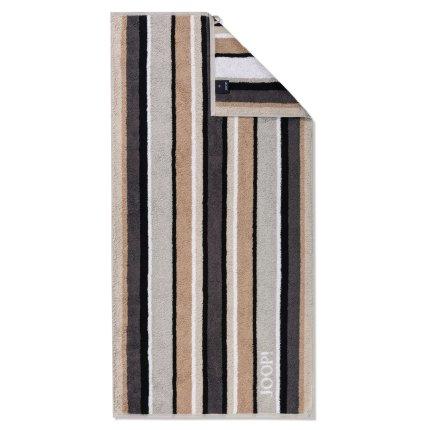 Prosop baie Joop! Lines Stripes 80x150cm, 77 stone