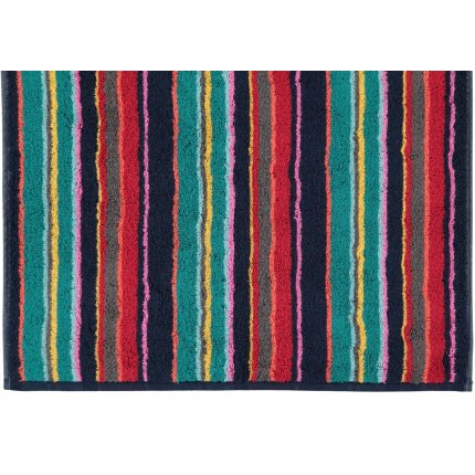 Prosop baie Cawo Opal Stripes 50x100cm, 12 multicolor
