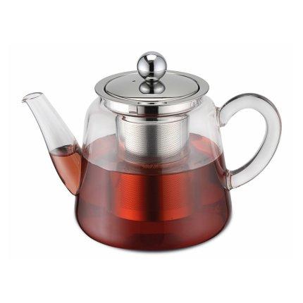 Ceainic sticla cu infuzor Karl Weis 1.1 litri