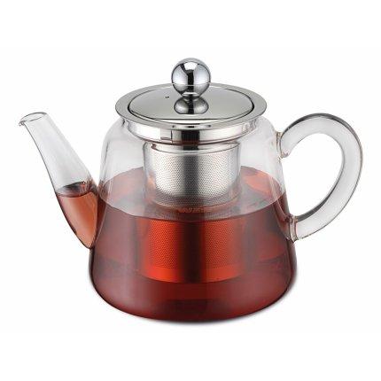 Ceainic sticla cu infuzor Karl Weis 1.5 litri