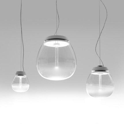 Suspensie Artemide Empatia 36 design Carlotta de Bevilacqua , Paola di Arianello, LED 24W, alb
