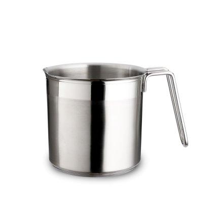 Oala pentru lapte Karl Weis 1000ml, inox, inductie