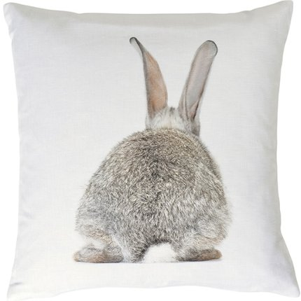 Perna decorativa Sander Prints One Rabbit 45x45cm, 40 original