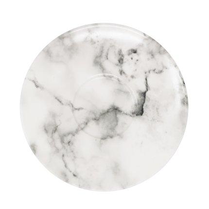 Farfuriuta pentru ceasca de cafea Villeroy & Boch Marmory White 16cm