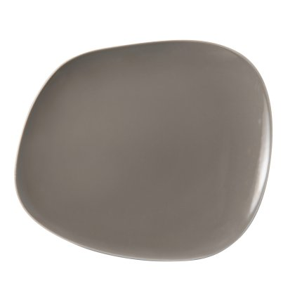 Farfurie plata like. by Villeroy & Boch Organic Taupe 28x24cm