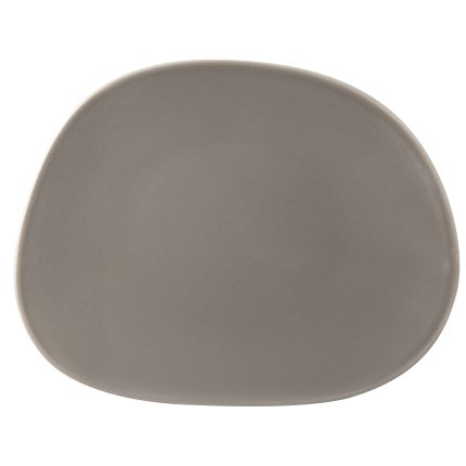 Farfurie like. by Villeroy & Boch Organic Taupe Salad 21x17cm