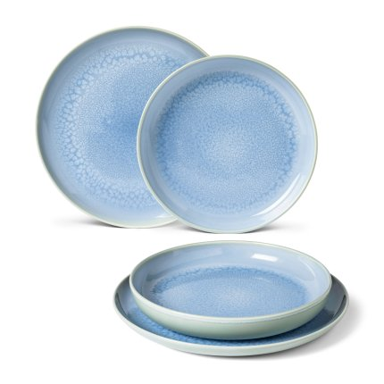 Set servire like. by Villeroy & Boch Crafted Dinner Blueberry 4 piese