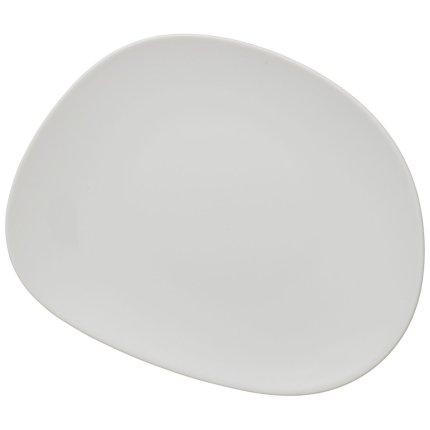 Farfurie like. by Villeroy & Boch Organic White Salad 21x17cm