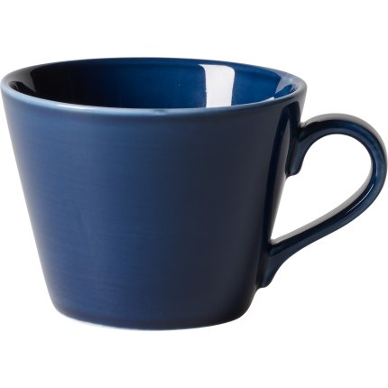 Ceasca pentru cafea like. by Villeroy & Boch Organic Dark Blue 0.27 litri
