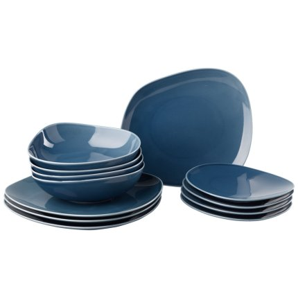 Set servire like. by Villeroy & Boch Organic Turquoise Starter Set 12 piese