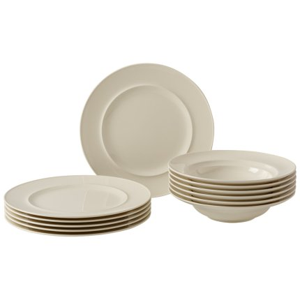 Set servire like. by Villeroy & Boch NEO White Dinner 12 piese