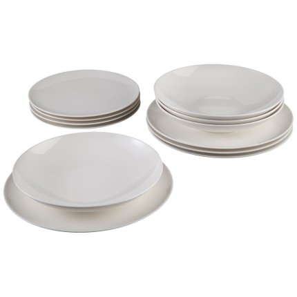 Set servire like. by Villeroy & Boch Voice Basic Starter 12 piese