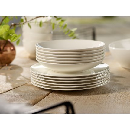 Set servire like. by Villeroy & Boch Voice Basic Dinner 12 piese