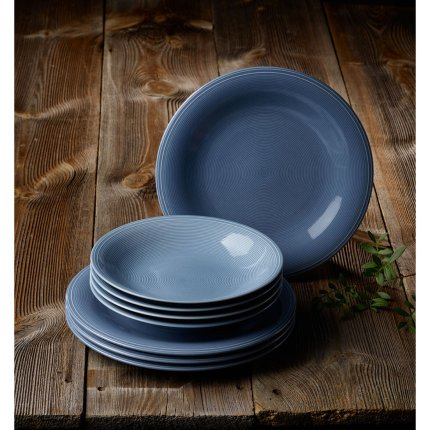 Set servire like. By Villeroy & Boch Color Loop Horizon Dinner 8 piese