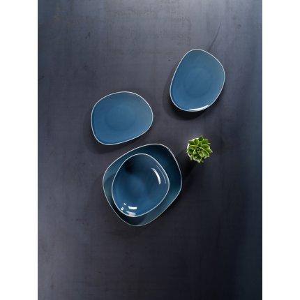 Farfurie plata like. by Villeroy & Boch Organic Turquoise 28x24cm