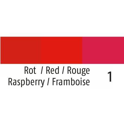 Prosop de bucatarie Sander Kitchen Frutti 50x70cm, 1 rosu