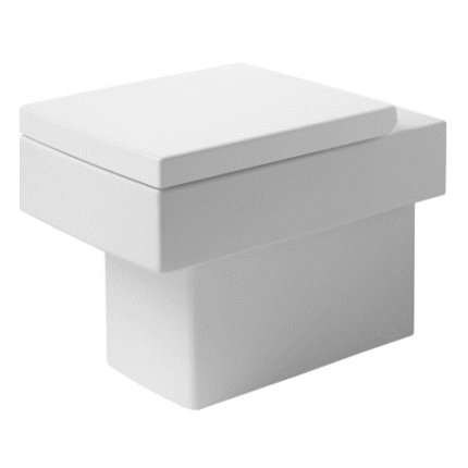 Vas WC Duravit Vero pentru rezervor ingropat