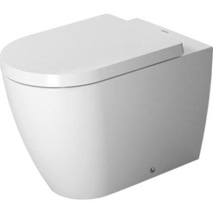 Vas WC Duravit ME by Starck back-to-wall, 60x37cm, pentru rezervor ingropat