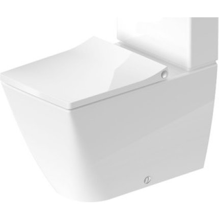Vas WC Duravit Viu Rimless Hygiene Glaze