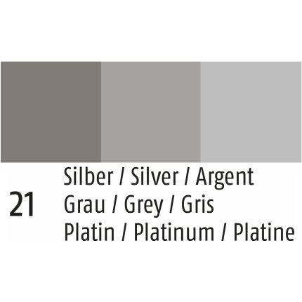 Husa perna Sander Basics Gala 40x40cm, protectie anti-pata, 21 Grey