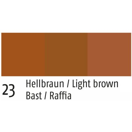 Husa perna Sander Basics Gemini 40x40cm, protectie anti-pata, 23 Light Brown