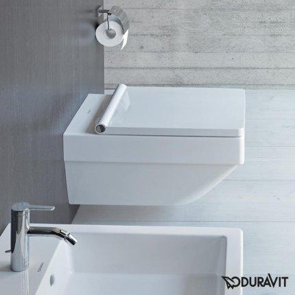 Capac WC Duravit Vero Air cu inchidere lenta