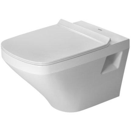 Set vas WC suspendat Duravit Durastyle si capac simplu