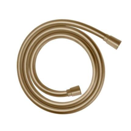 Furtun dus Hansgrohe Isiflex 1.6 m, bronz periat