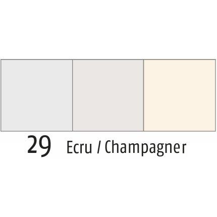 Napron Sander Linen Europe 50x150cm, 29 ecru