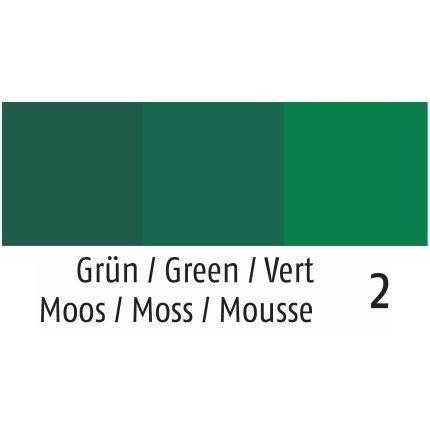 Servet Sander Basics Gala 40x40cm, protectie anti-pata, 2 Green