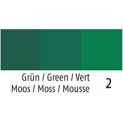 Prosop de bucatarie Sander Kitchen Frosty 50x50cm, 2 verde