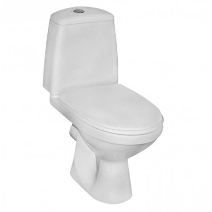 Set complet vas WC Kolo Solo cu rezervor si capac