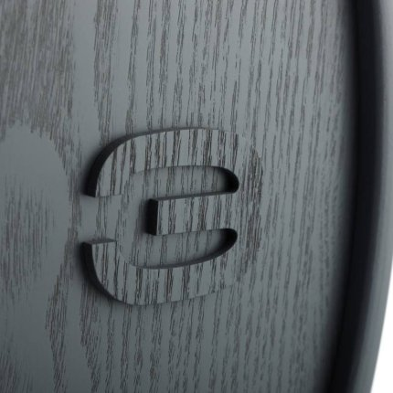 Ceas de perete NeXtime Wood Wood Grey 35cm
