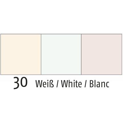 Fata de masa Sander Basics Brillant 135x170cm, protectie anti-pata, 30 alb
