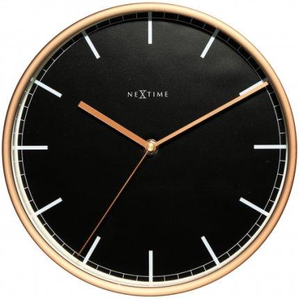 Ceas de perete NeXtime Company Copper 25cm