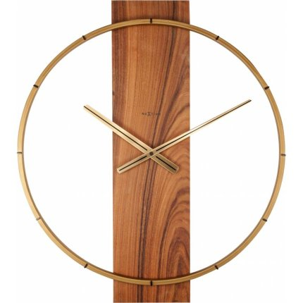 Ceas de perete NeXtime Carl Brown 58.2cm