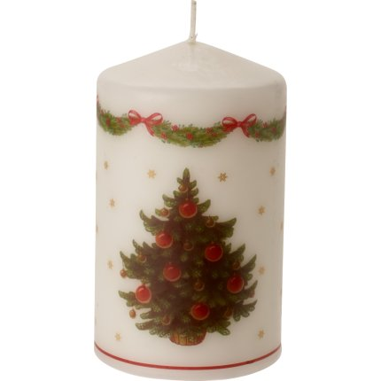 Lumanare Villeroy & Boch Winter Specials Christmas Tree Toys M 7x12cm