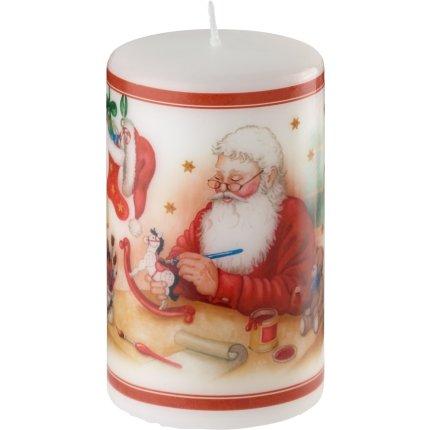 Lumanare Villeroy & Boch Winter Specials Big Santa 7x12cm