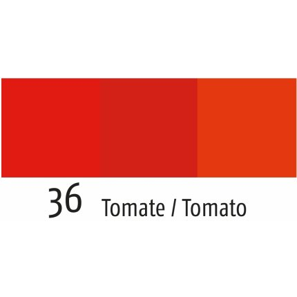 Fata de masa rotunda Sander Garden Bistro Allegro 150cm diametru, acoperire acrylica, 36 Tomato