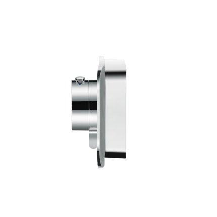Baterie dus termostatata Hansgrohe Axor ONE cu 1 functie, montaj incastrat, necesita corp ingropat