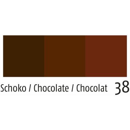 Napron Sander Jacquards Claude 40x100cm, 38 chocolate