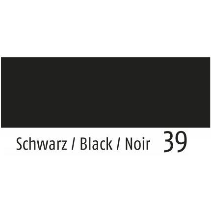 Husa perna Sander Prints Brush 50x50cm, 100% bbc, 39 Black