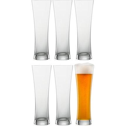 Set 6 pahare bere Schott Zwiesel Beer Basic Wheat Beer 703ml
