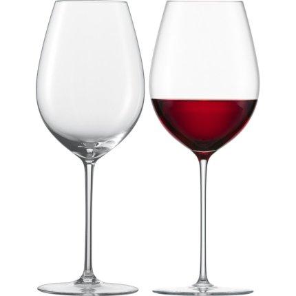 Set 2 pahare vin rosu Zwiesel Glas Enoteca Rioja, handmade, 689ml