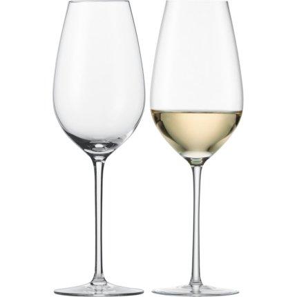 Set 2 pahare vin alb Zwiesel Glas Enoteca Sauvignon Blanc, handmade, 364ml