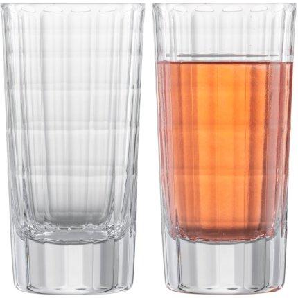 Set 2 pahare Zwiesel Glas Bar Premium No.1 Longdrink, design Charles Schumann, handmade, 330ml