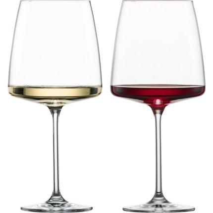 Set 2 pahare vin Zwiesel Glas Vivid Senses Velvety & Luscious 710ml