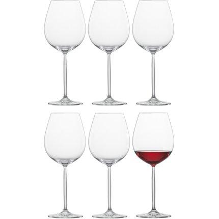 Set 6 pahare vin rosu Schott Zwiesel Diva 613ml