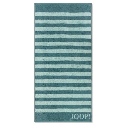 Prosop baie Joop! Classic Stripes 50x100cm, 41 verde jad